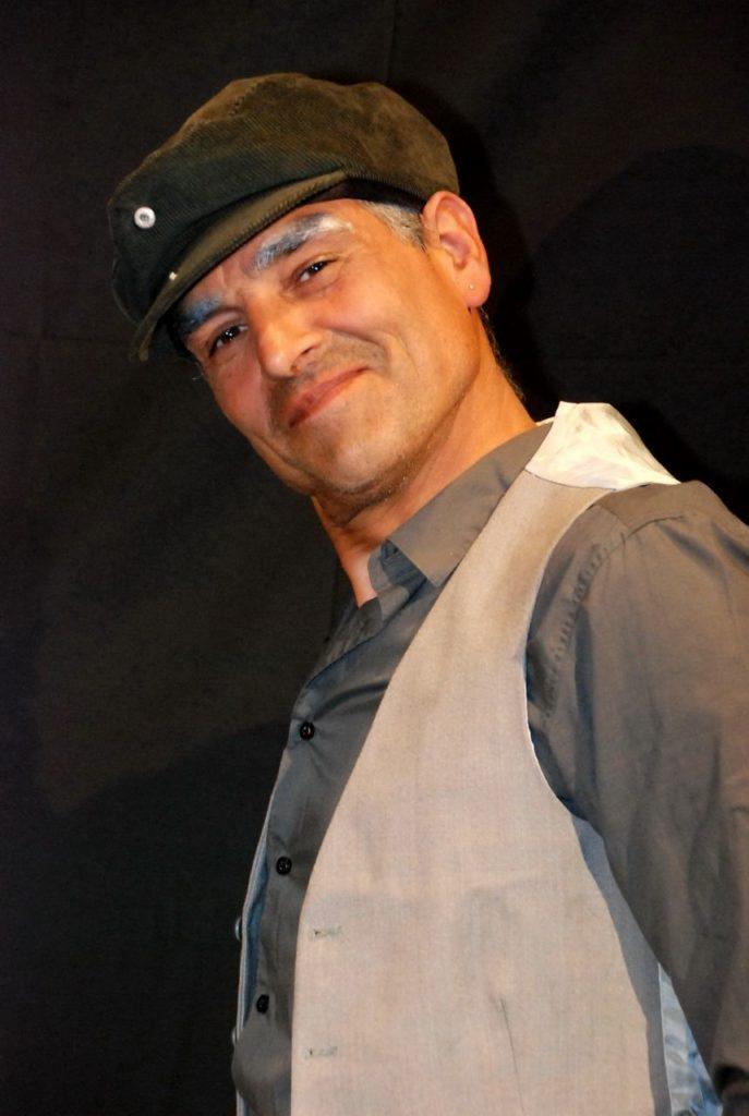 TULLIO, il balbuziente (Antonino Salvà)