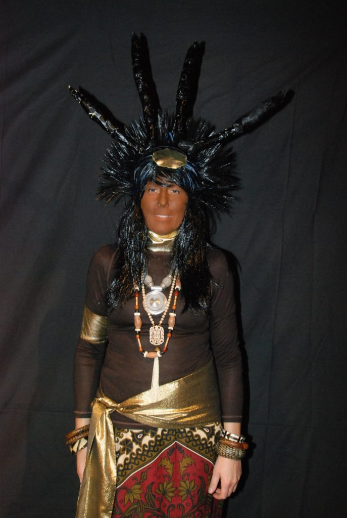 STREGA KARABÀ, personaggio libresco (Barbara Bosi)
