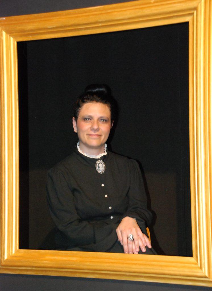 L'ANTENATA, quadro di FILIPPA PIA MARIA LEONE (Maila Focante)