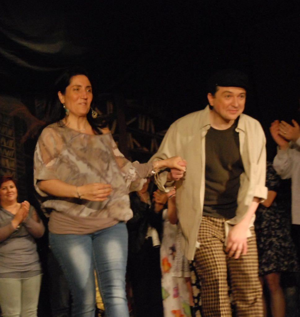Regia: Simona Mancini e Luca Mengoli